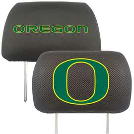 University of Oregon  Head Rest Cover Car, Truck
