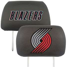 NBA - Portland Trail Blazers  Head Rest Cover Car, Truck
