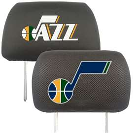 NBA - Utah Jazz Head Rest Cover Automotive Accessory