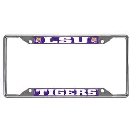 Louisiana State University  License Plate Frame Car, Truck