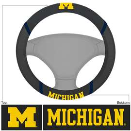 University of Michigan  Steering Wheel Cover Car, Truck