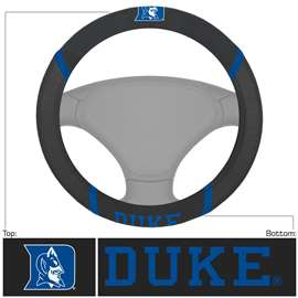 Duke University Steering Wheel Cover Automotive Accessory