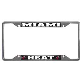 NBA - Miami Heat  License Plate Frame Car, Truck