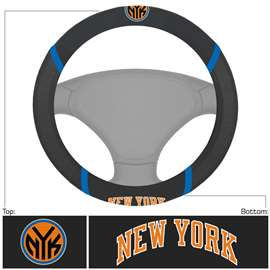 NBA - New York Knicks Steering Wheel Cover Automotive Accessory