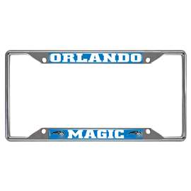 NBA - Orlando Magic License Plate Frame Automotive Accessory