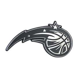 NBA - Orlando Magic Chrome Emblem Auto Emblem