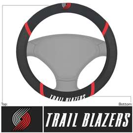 NBA - Portland Trail Blazers  Steering Wheel Cover Car, Truck