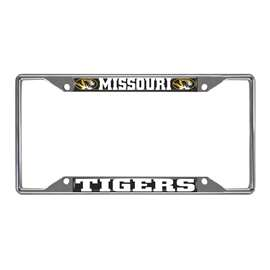 University of Missouri  License Plate Frame Car, Truck