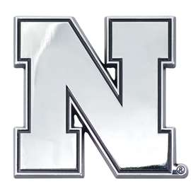 University of Nebraska  Emblem for Cars Trucks RV's
