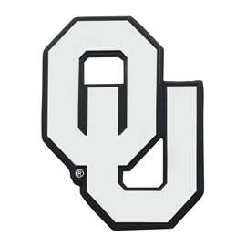 University of Oklahoma  Emblem for Cars Trucks RV's