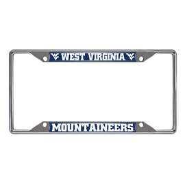 West Virginia University License Plate Frame Automotive Accessory