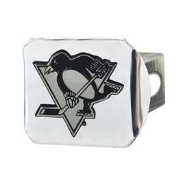 NHL - Pittsburgh Penguins Chrome Hitch - Chrome Hitch Covers