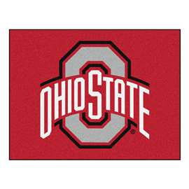 Ohio State University All-Star Mat Rectangular Mats