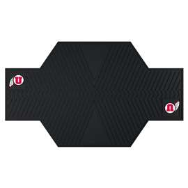 University of Utah Motorcycle Mat Motorcycle Accessory