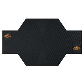 Oklahoma State University  Motorcycle Mat