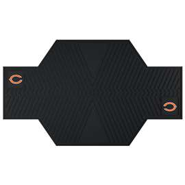 NFL - Chicago Bears Motorcycle Mat Motorcycle Accessory