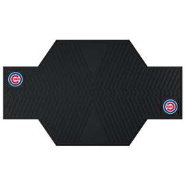 "MLB - Chicago Cubs Motorcycle Mat 82.5""x42""  Motorcycle Mat"
