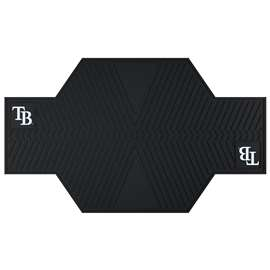 MLB - Tampa Bay Rays Motorcycle Mat Motorcycle Accessory