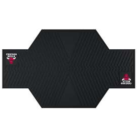 NBA - Chicago Bulls Motorcycle Mat Motorcycle Accessory