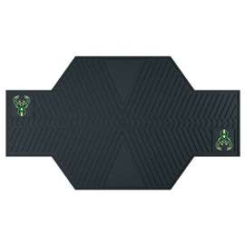 NBA - Milwaukee Bucks Motorcycle Mat Motorcycle Accessory