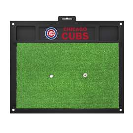 "MLB - Chicago Cubs Golf Hitting Mat 20"" x 17""  Golf Hitting Mat"