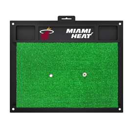 NBA - Miami Heat  Golf Hitting Mat