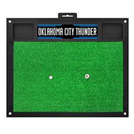 NBA - Oklahoma City Thunder Golf Hitting Mat Golf Accessory