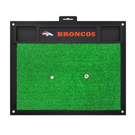 NFL - Denver Broncos Golf Hitting Mat Golf Accessory