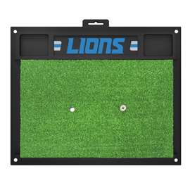 NFL - Detroit Lions Golf Hitting Mat Golf Accessory