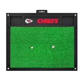 NFL - Kansas City Chiefs Golf Hitting Mat Golf Accessory
