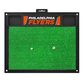 NHL - Philadelphia Flyers Golf Hitting Mat Golf Accessory