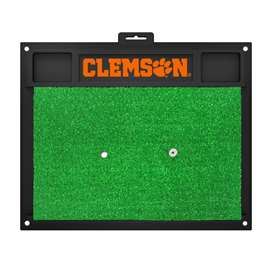 Clemson University  Golf Hitting Mat
