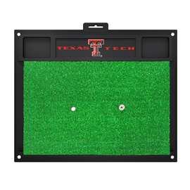 Texas Tech University Golf Hitting Mat Golf Accessory