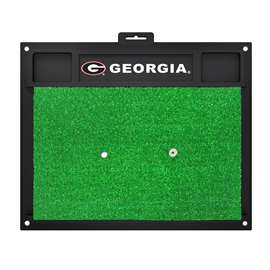 University of Georgia Golf Hitting Mat Golf Accessory
