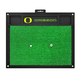 University of Oregon  Golf Hitting Mat