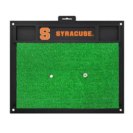 Syracuse University  Golf Hitting Mat