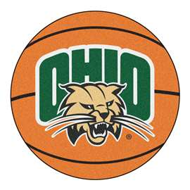 Ohio University Basketball Mat Ball Mats