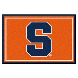 Syracuse University  5x8 Rug Rug Carpet Mats