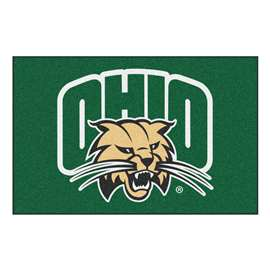 Ohio University Starter Mat Rectangular Mats