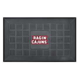 University of Louisiana-Lafayette  Medallion Door Mat