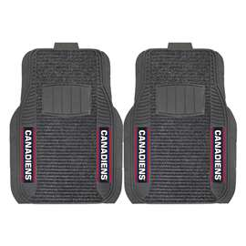 NHL - Montreal Canadiens 2-pc Deluxe Car Mat Set Front Car Mats