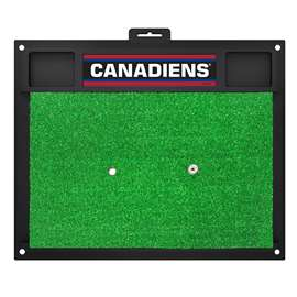 NHL - Montreal Canadiens Golf Hitting Mat Golf Accessory