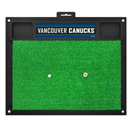 NHL - Vancouver Canucks Rug Carpet Mats 21 X 27 Inches