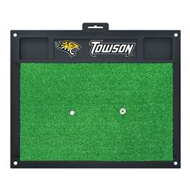 Towson University  Golf Hitting Mat