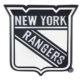 "NHL - New York Rangers for Cars Trucks RV's 3""x3.2"""