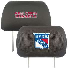 "NHL - New York Rangers Car, Truck 10""x13"""