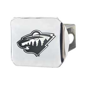 "NHL - Minnesota Wild Car, Truck 3.4""x4"""