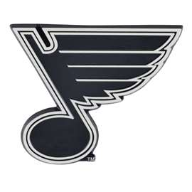 NHL - St. Louis Blues Chrome Emblem Auto Emblem