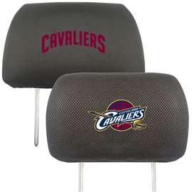 NBA - Cleveland Cavaliers Head Rest Cover Automotive Accessory