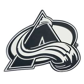 "NHL - Colorado Avalanche for Cars Trucks RV's 3""x3.2"""